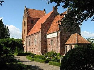 Keldby Church church building in Vordingborg Municipality, Denmark