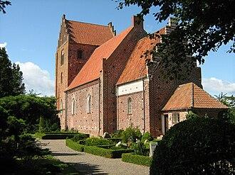 Keldby Church - Keldby Church