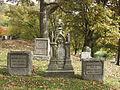 Keller Plot, Allegheny Cemetery, 2015-10-27, 01.jpg