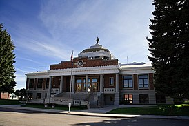 Kemmerer WY - Lincoln County Courthouse.jpg