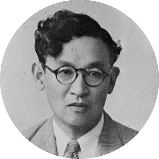 Kenjiro Shoda Japanese mathematician