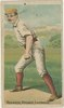 Kennedy, LaCrosse Team, baseball card portrait LCCN2007680719.tif