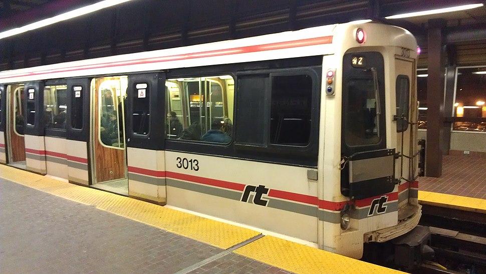 Kennedy TTC SRT 3013