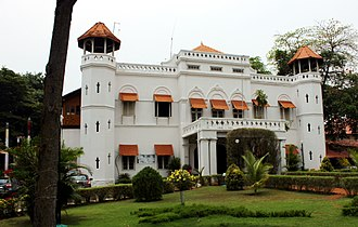 Kerala Science and Technology Museum - The main building of Kerala Science and Technology Museum
