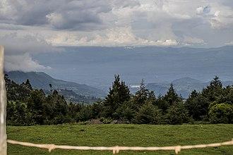 Kerio Valley - View of Kerio Valley