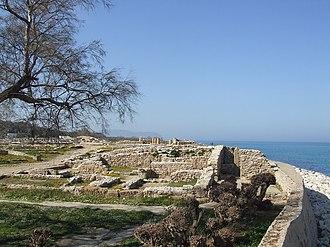 Kerkouane - Image: Kerkouane panorama