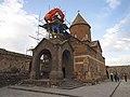 Khor Virap Monastery, Armenia (29574681071).jpg