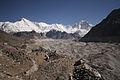 Khumbu Glacier - Sagarmāthā National Park.jpg