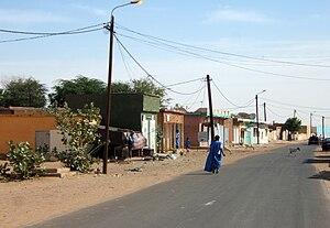 Kiffa - Image: Kiffa mauritania