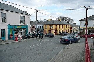 Kildysart Place in Munster, Ireland