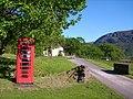 Killilan Telephone Box - geograph.org.uk - 1303403.jpg