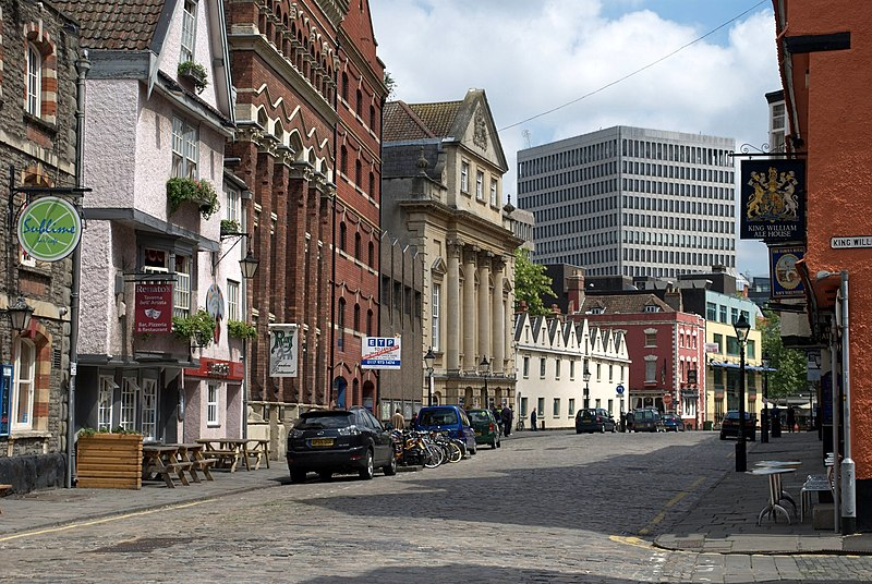 File:King Street, Bristol (June2010).jpg