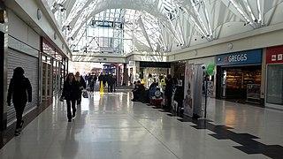 Kings Walk Shopping Centre Shopping mall in Gloucester, England