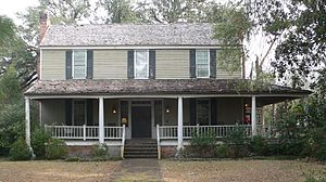 National Register of Historic Places listings in Williamsburg County, South Carolina - Image: Kingstree, SC 506 Live Oak St 1
