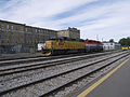 Kitchener Station locomotives 2014.jpg