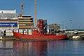 Kittiwake (lightship) -Dublin docklands-5thOct2008.jpg