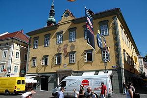 Klagenfurt Altes Rathaus 03