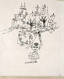 Klee Childlike dream on architecture.jpg