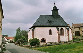 Kleinbocka, the village church.jpg