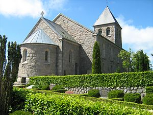 St. Clement's Church, Bornholm - St. Clement's Church