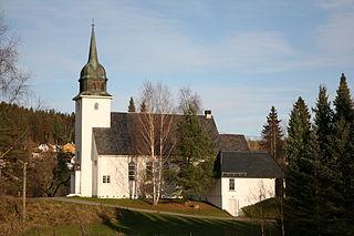Klemetsrud Church Church in Oslo, Norway