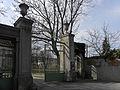 Klosterneuburg - Rostock-Villa - Eingang.jpg