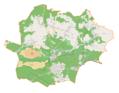 Klucze (gmina) location map.png
