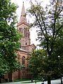 Kościół ewangelicki, ob. rzym.-kat. par. pw. Świętych Piotra i Pawła, 1872-1876 (36).JPG