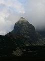 Kościelec widok z Hali Gąsienicowej.jpg