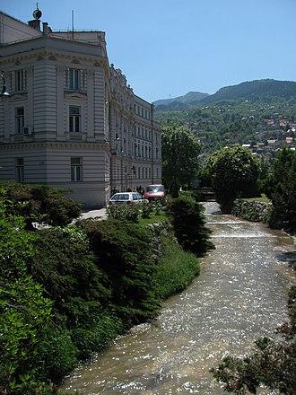 Centar, Sarajevo - Image: Koševski Potok, Sarajevo