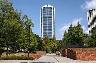 神戸市職員信組の本店が入居する神戸市役所本庁舎