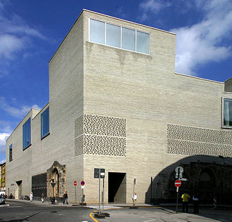 Kolumba - The Kolumba's new building.