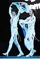 Korea London WomenTeam Fencing 17 (7730594232).jpg