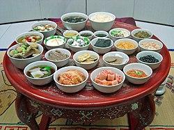 Hidangan Korea