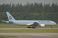 HL7530 - B772 - Korean Air