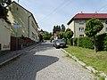Kosova Hora, ulice u základní školy.jpg