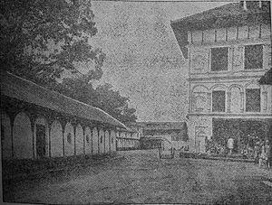 Kot massacre - Kot massacre, Kathmandu