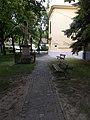 Kruzifix und Rochuskirche, 2021 Csongrád.jpg