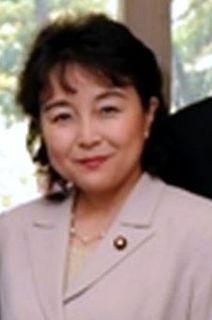 Kuniko Inoguchi Japanese politician