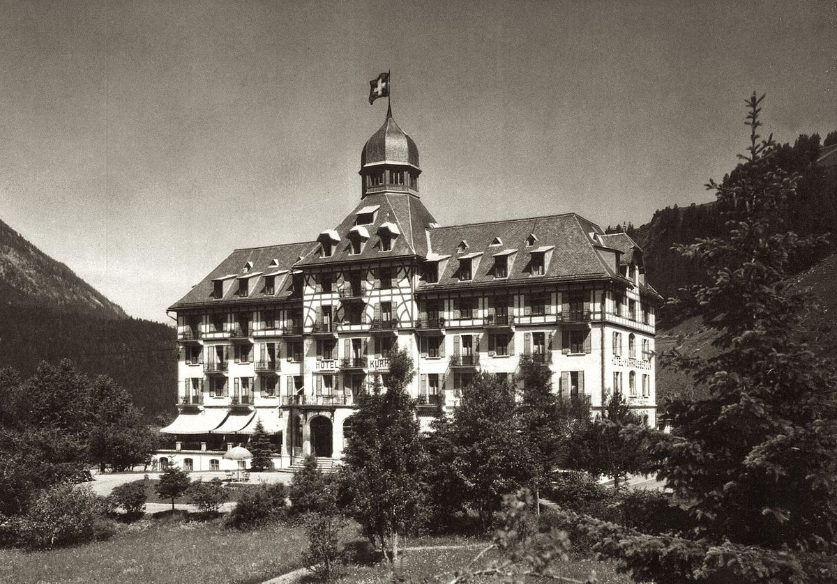 Kurhaus Berg 252 N Wikipedia