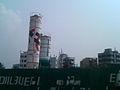 Kuril Flyover construction works by Mayeenul Islam.jpg