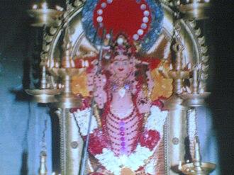 Kuttikattu Sree Bhadra Kali Devi Temple - Devi saranam