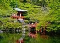 Kyoto Daigo-ji Benten-Teich 06.jpg