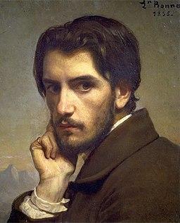 Léon Bonnat - Autoportrait