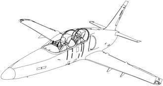 Aero L-39NG - L-39NG concept drawing