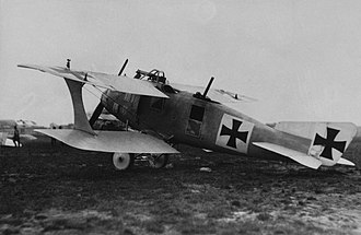 Luft-Fahrzeug-Gesellschaft - LFG Roland C.II Walfisch