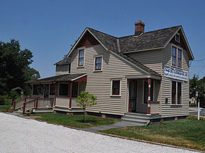 Bay Head, New Jersey - Loveland Homestead Museum