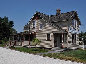 Bay Head, New Jersey - Loveland Homestead Museum