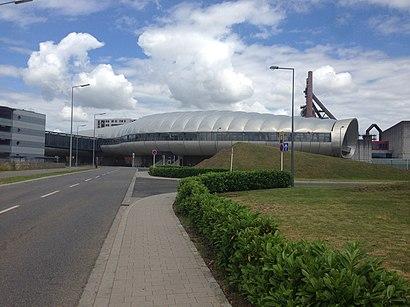 Comment aller à Gare Belval-Université en transport en commun - A propos de cet endroit