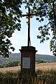Lažany - kříž z obce.jpg
